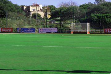 Cancha Agua Hockey